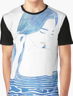Water Nymph 69 Graphic T-Shirt