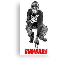 SHMURDA Metal Print