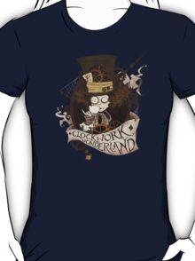 The Mad Hatter - Clockwork Wonderland T-Shirt