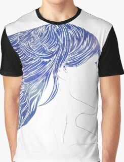 Tresses V Graphic T-Shirt