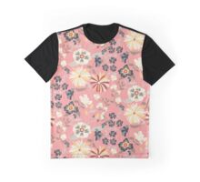 Dreamy Floral Graphic T-Shirt
