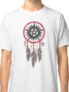 Supernatural Anti-Possession Dreams Classic T-Shirt