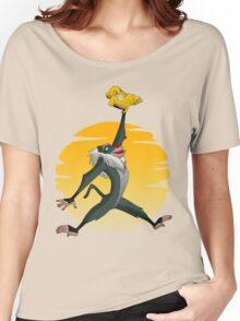 Air Lion Women's Relaxed Fit T-Shirt