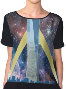 One World Trade Center, Space Chiffon Top