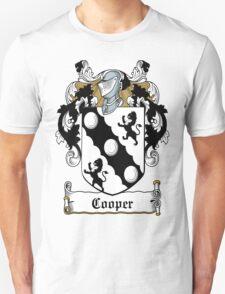 Cooper Coat of Arms (Irish) T-Shirt