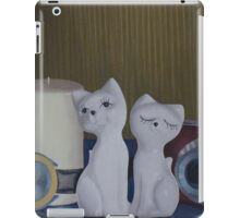 Those Cats with the Faces iPad Case/Skin