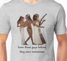 Hipsters Since Day One Unisex T-Shirt
