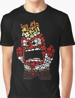 Bad words5 Graphic T-Shirt