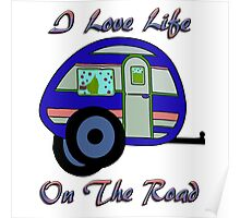 Life On The Road Poster