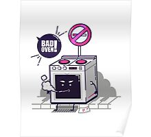Bad-Oven Poster