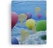 To Float Canvas Print