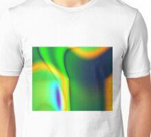 Blur in Green Unisex T-Shirt