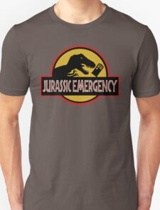 Jurassic Emergency Unisex T-Shirt