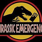 Jurassic Emergency by Brantoe