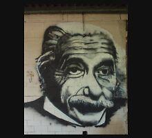Albert on the wall Unisex T-Shirt