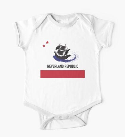 Neverland Republic One Piece - Short Sleeve