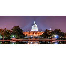 Washington's Dream Capitol Photographic Print