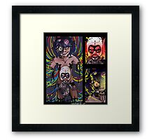 Technologic Framed Print
