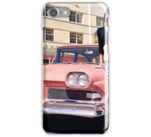 Miss Edsel iPhone Case/Skin