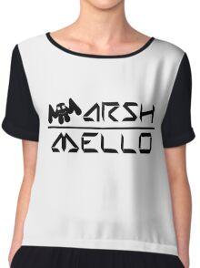 MARSHMELLO Chiffon Top