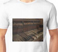 Broken Keys Unisex T-Shirt