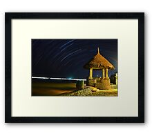 Tropical Nights Framed Print