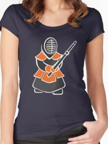 Kendo UI Women's Fitted Scoop T-Shirt