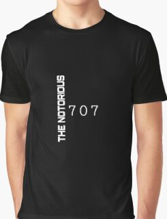 The Notorious 707 Graphic T-Shirt