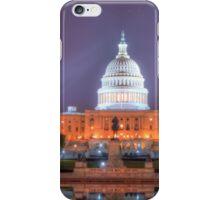 Washington's Dream Capitol iPhone Case/Skin