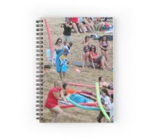 Noodle War at Surf 6 Spiral Notebook