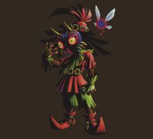 Skull Kid: Vessel of Evil by orangegate27