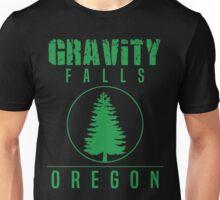 Gravity Falls Oregon Pine Unisex T-Shirt