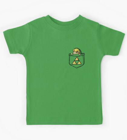 Legend of Zelda - Pocket Link Kids Tee