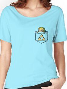 Legend of Zelda - Pocket Link Women's Relaxed Fit T-Shirt