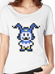 Pixel Jack Frost Women's Relaxed Fit T-Shirt