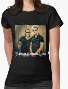 FLORIDA GEORGIA LINE Womens Fitted T-Shirt