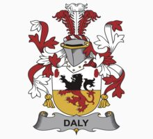 Daly Coat of Arms (Irish) by coatsofarms