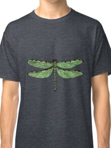 Red Spotted Dragonfly Classic T-Shirt