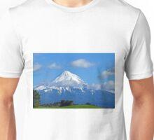 Mt Taranaki Unisex T-Shirt