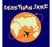 Around The World With Less Than Jake Photographic Print