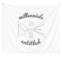 Generation Why Me Wall Tapestry