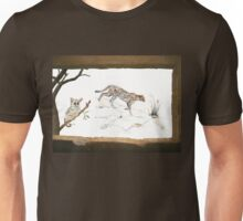 The view from my bedroom window Unisex T-Shirt