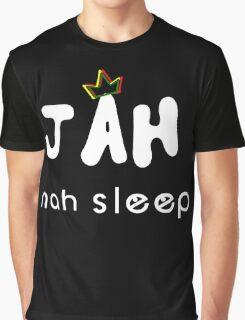 Jah Nah Sleep Graphic T-Shirt