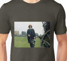 Jamie Fraser - Outlander - Season 2  Unisex T-Shirt
