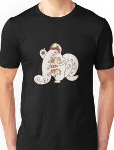 Hitmonchan Popmuerto | Pokemon & Day of The Dead Mashup Unisex T-Shirt