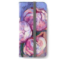 Pink Peonies. iPhone Wallet/Case/Skin