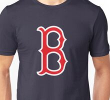 B for Boston Unisex T-Shirt