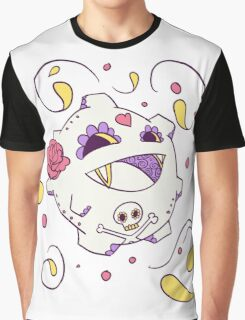 Koffing Popmuerto | Pokemon & Day of The Dead Mashup Graphic T-Shirt