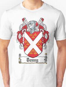 Denny Coat of Arms (Kerry, Ireland) T-Shirt
