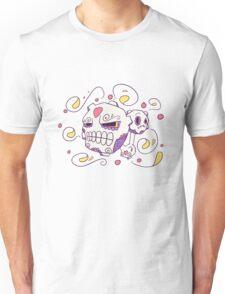 Weezing Popmuerto   Pokemon & Day of The Dead Mashup Unisex T-Shirt